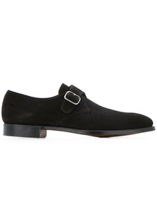 Crockett & Jones formal monk shoes