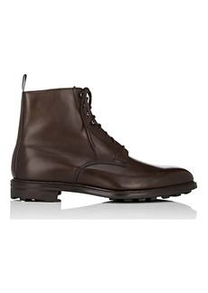 Crockett & Jones Men's Derwent Leather Lace-Up Boots