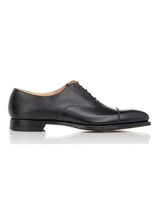 Crockett & Jones Men's Hallam Cap-Toe Balmorals