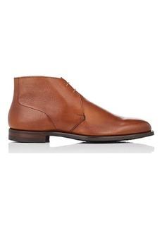 Crockett & Jones Men's Hartland 2 Leather Chukka Boots