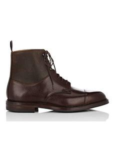 Crockett & Jones Men's Keswick Leather Boots
