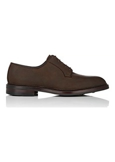 Crockett & Jones Men's Lanark Leather Bluchers
