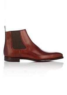 Crockett & Jones Men's Lingfield Leather Chelsea Boots