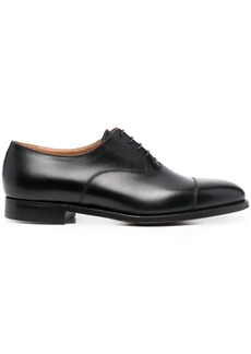 Crockett & Jones leather oxford shoes