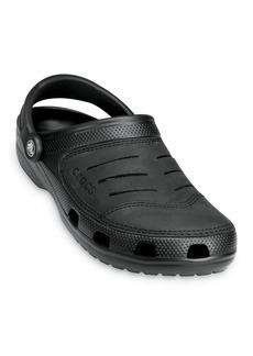 Crocs Bogota Leather Trim Clog