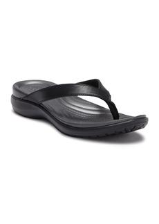 Crocs Capri V Flip Flop Sandal