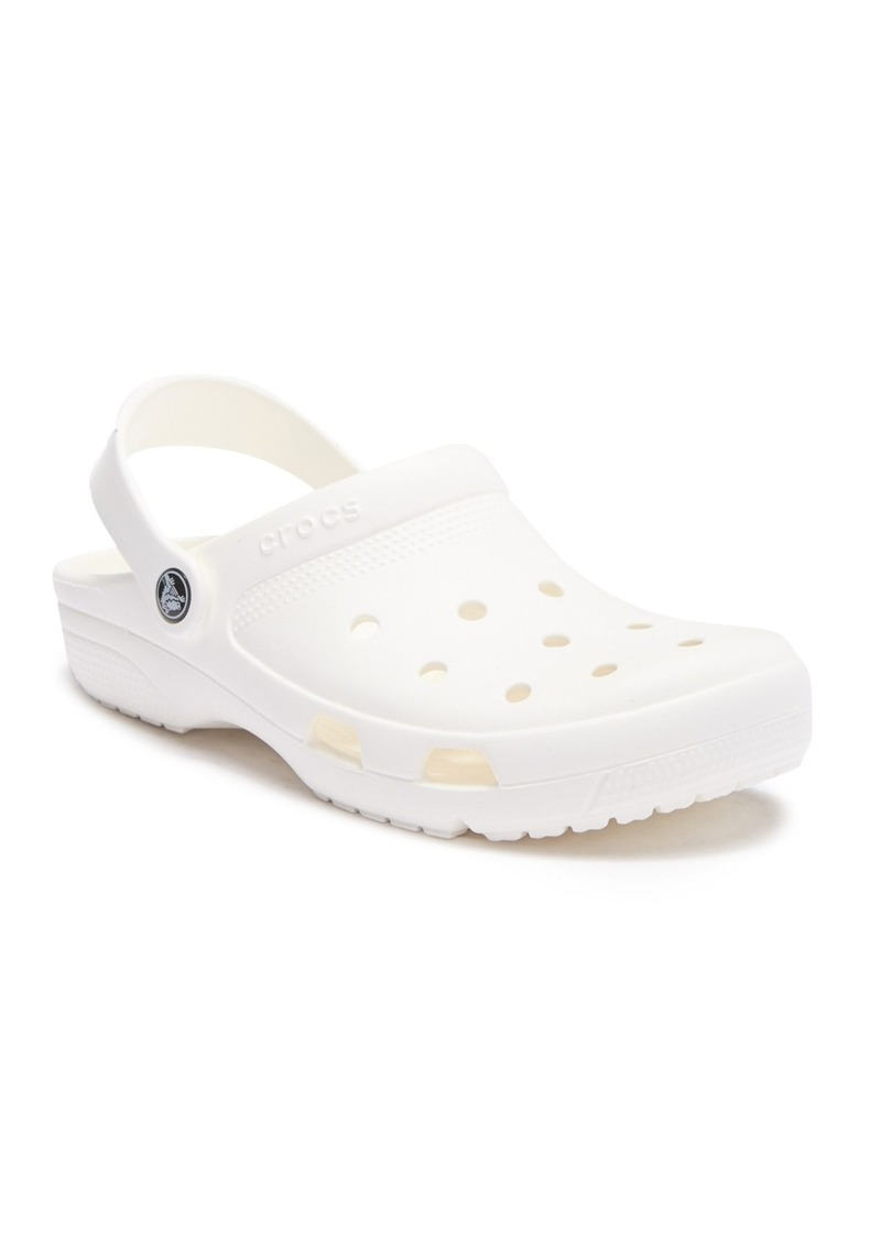 Crocs Coast Perforated Clog