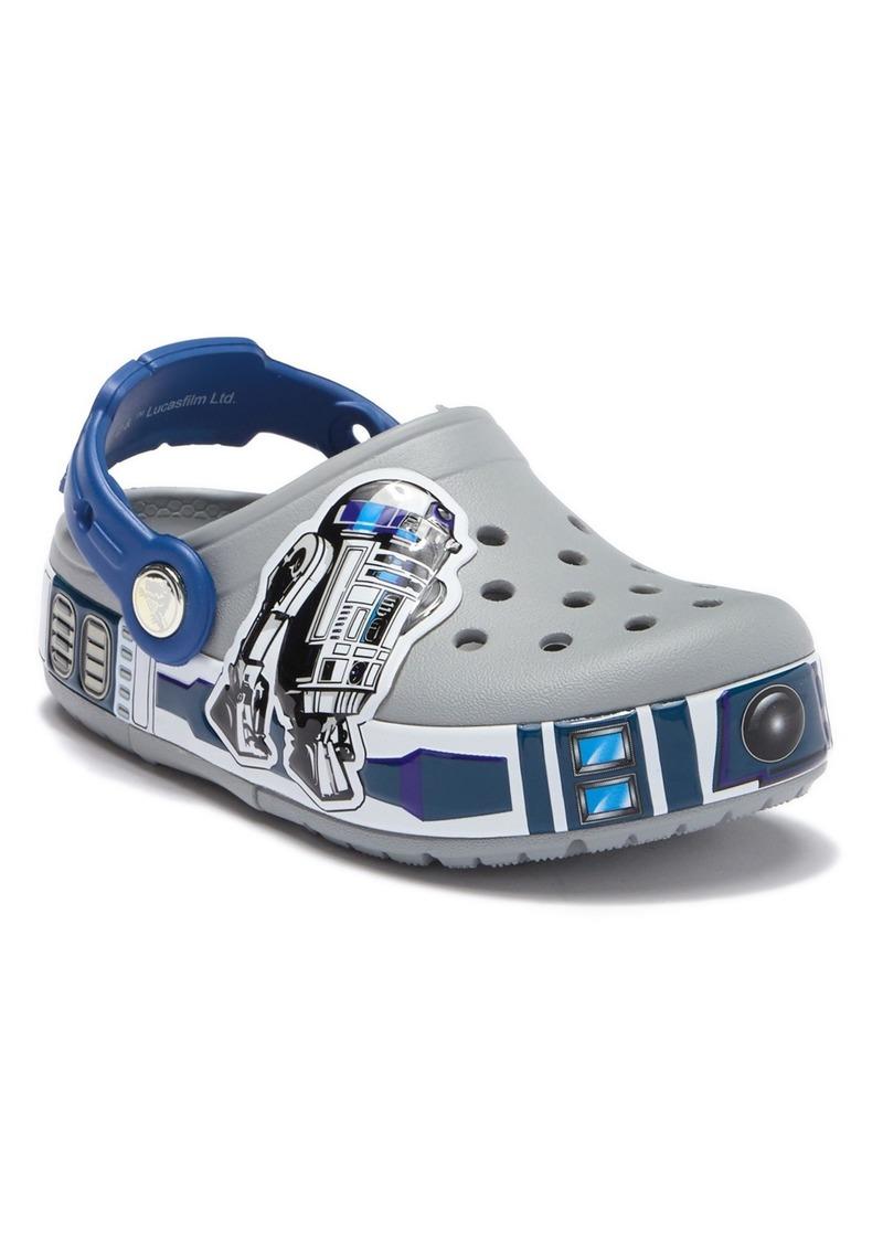 Crocs Crocband R2-D2 Lights Clog (Toddler & Little Kid)