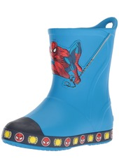 Crocs Boys Bump It Spiderman Boot Slip-On