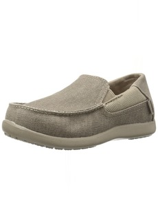 Crocs Boys' Santa Cruz II Grade School Loafer