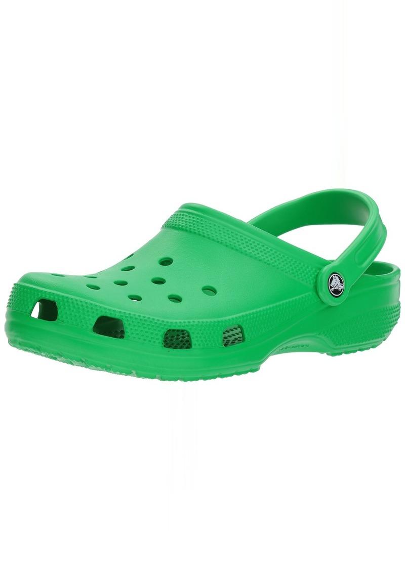 Crocs Classic Clog Comfortable Slip On Casual Water Shoe  10 M US Men/12 M US Women
