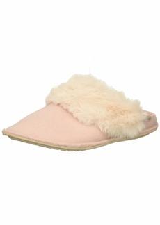 Crocs Classic Luxe Slipper Rose dust