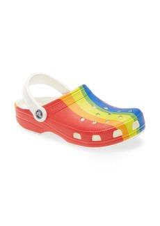 CROCS™ Classic Rainbow Clog (Women)
