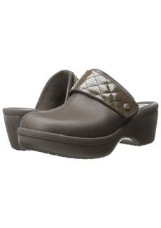 Crocs Cobbler Leather Clog