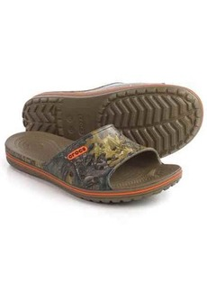 Crocs Crocband LoPro Realtree® Xtra® Slide Sandals (For Men and Women)
