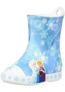 Crocs Girls Bump It Frozen Rain Boot Slip-On