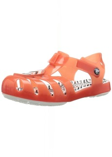 Crocs Girls' Drew x Isabella Sandal K Flat