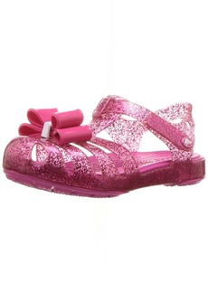Crocs Girls' Isabella Bow Sandal K Flat