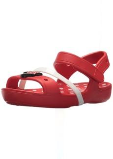 Crocs Girls' Lina Minnie Sandal K Flat
