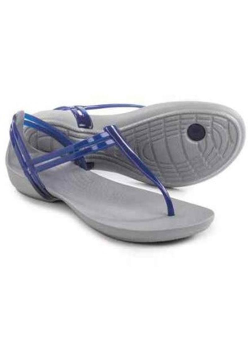792d95937 Crocs Crocs Isabella T-Strap Sandals (For Women)