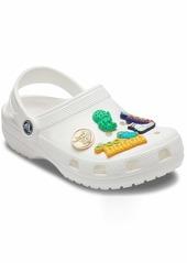 Crocs Jibbitz Shoe Charm 5-Pack Fan