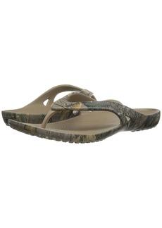 Crocs Kadee II Realtree Xtra Flip