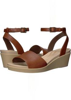 Crocs Leigh-Ann Ankle Strap Leather