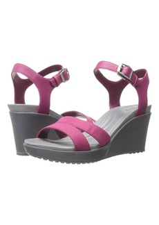 Crocs Leigh II Ankle Strap Wedge