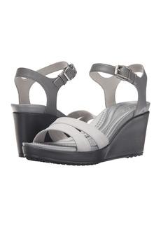 Crocs Leigh II Ankle Strap Wedge