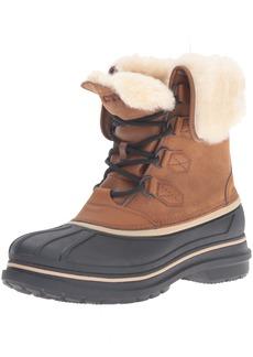 crocs Men's AllCast II Luxe Snow Boot