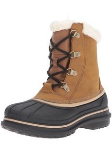 crocs Men's AllCast II Snow Boot   M US