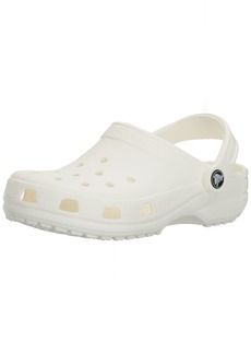 Crocs Men's and Women's Classic Clog Comfort Slip On Casual Water Shoe Lightweight  10 US Women / 8 US Men