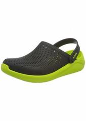 Crocs Women's LiteRide Clog   Athletic Slip On Comfort Shoes