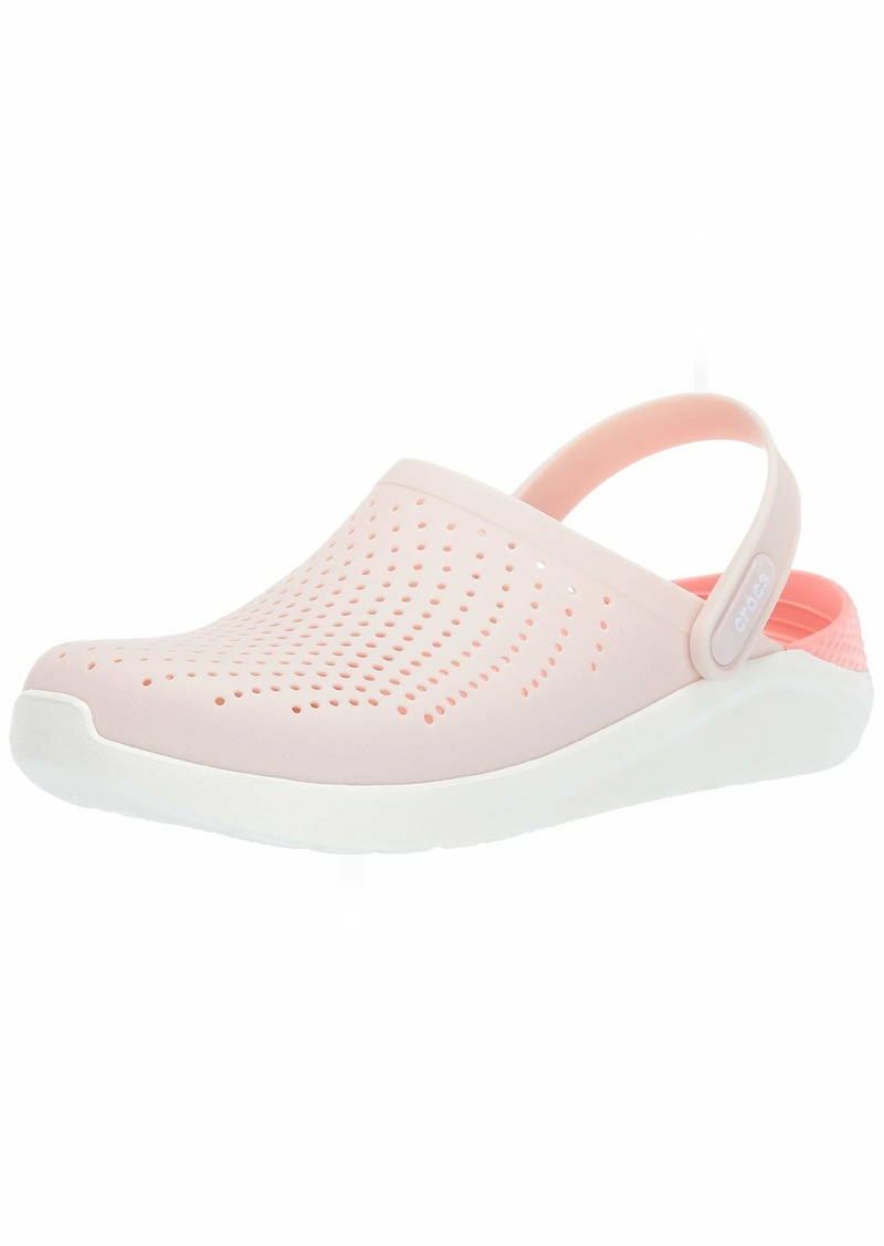 Crocs Men's and Women's LiteRide Clog Casual Athletic Shoe with Extraordinary Comfort Technology  9 US Women / 7 US Men