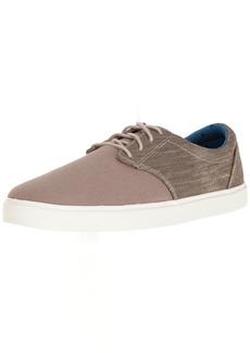 Crocs Men's Citilane Canvas Lace M Fashion Sneaker   M US