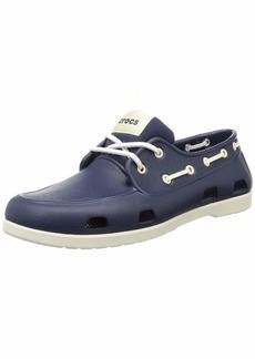 crocs mens Classic   Casual Slip on Men Boat Shoe   US