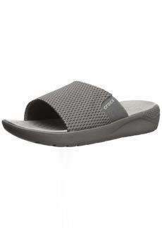 Crocs Men's LiteRide Mesh Slide Sandal   M US