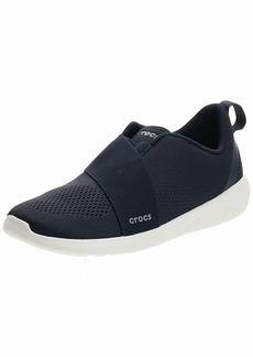 Crocs mens Men's Literide Modform Slip on   Slip for Men Sneaker   US