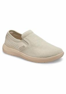 Crocs Men's Reviva Canvas Slip On Shoe   M US