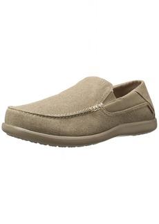crocs Men's Santa Cruz 2 Luxe M Slip-On Loafer   M US