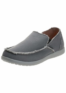 crocs Men's Santa Cruz 2 Luxe M Slip-On Loafer   D(M) US