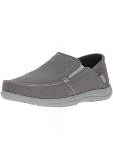 Crocs Men's Santa Cruz Convertible Slip On Loafer Casual Shoes   M US