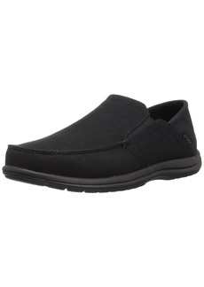 crocs Men's Santa Cruz Convertible Slip-On Loafer Flat  7