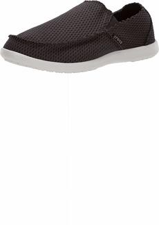 Crocs Men's Santa Cruz Mesh Slip-On Loafer   M US
