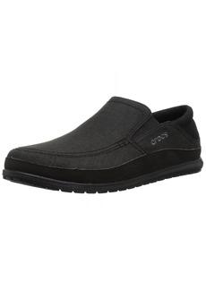 Crocs Men's Santa Cruz Playa Slip-On Black