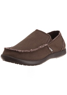 Crocs Men's Santa Cruz Slip-On LoaferEspresso9 (D)M US