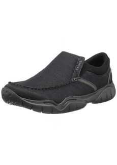 Crocs Men's Swiftwater Casual Slip-On Fashion Sneaker