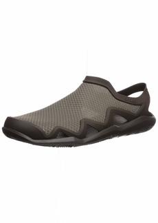 Crocs Men's Swiftwater Mesh Wave Sandals Water Shoe
