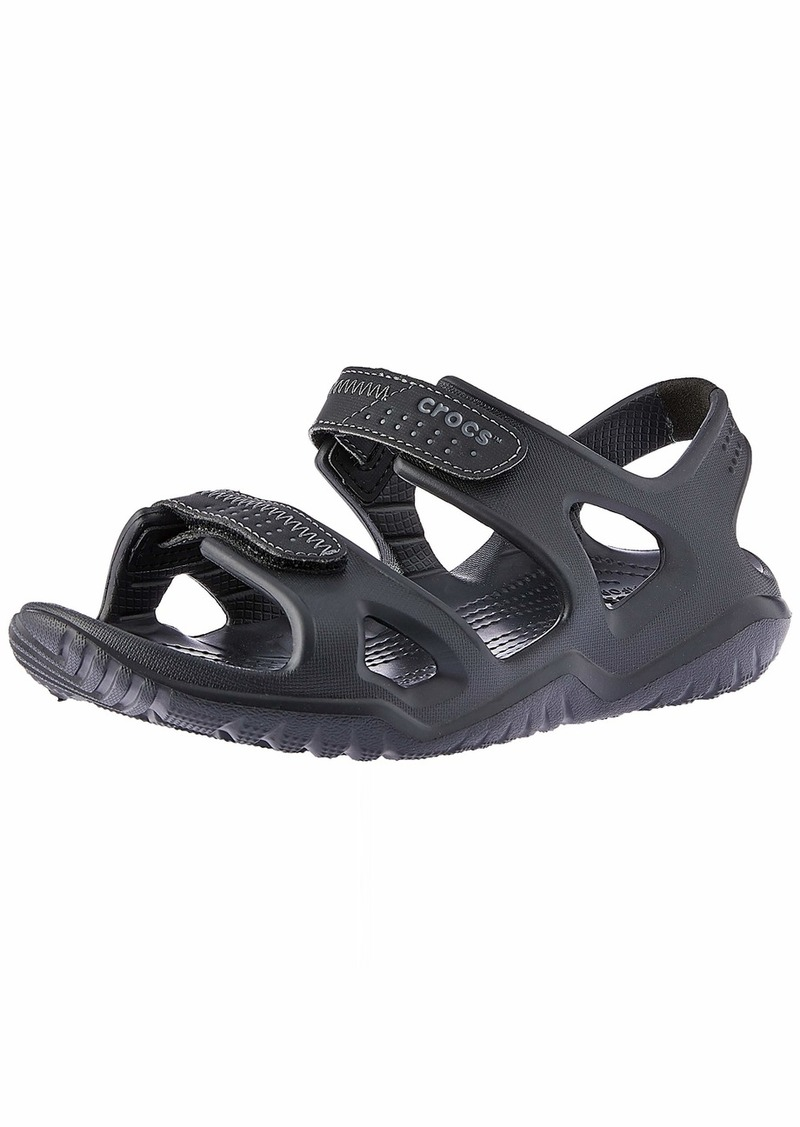 e2e1af34e9a1 Crocs Crocs Men s Swiftwater River Sandal M Fisherman Black