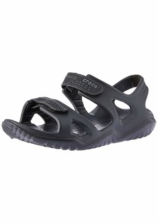 Crocs Men's Swiftwater River Sandal M Fisherman Black